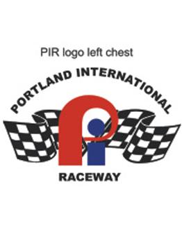 PIR Hoodie Logo Left Chest