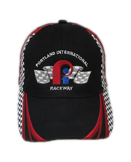 PIR Checkered Flags Cap