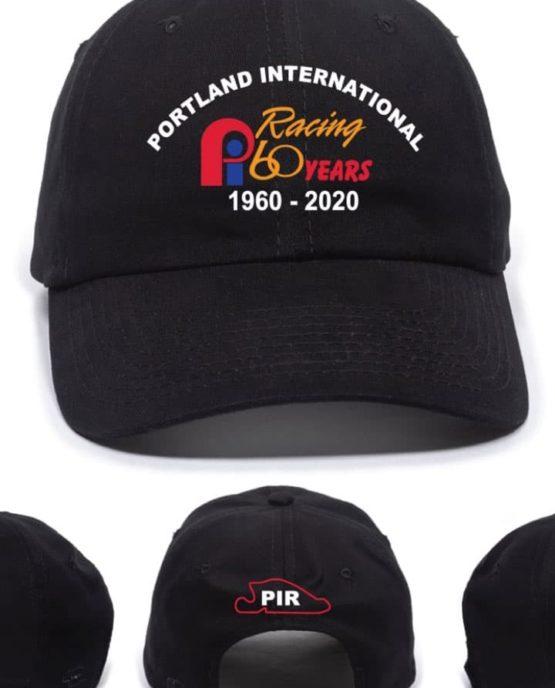 PIR Cap 60 Years of Racing